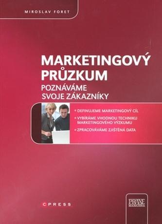 Marketingový průzkum