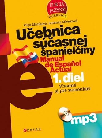 Učebnica súčasnej španielčiny, 1. diel+ mp3