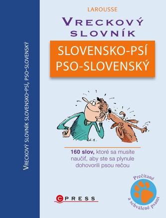 Vreckový slovník slovensko-psí, pso-slovenský