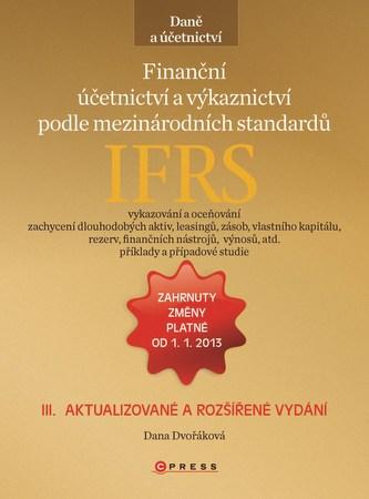 Finanční účetnictví a výkaznictví podle mezinárodních standardů IFRS