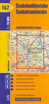 Českobudějovicko, Českokrumlovsko 1 :70 000