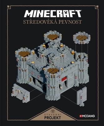 Minecraft Stavební projekt Středověká pevnost