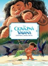 Odvážná Vaiana – Legenda o konci světa - Filmový příběh