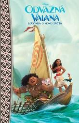 Odvážná Vaiana – Legenda o konci světa - Pohádkový román