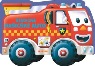Statečné hasičské auto - Linda Perina