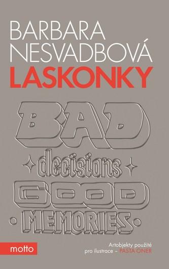 Laskonky - Barbara Nesvadbová