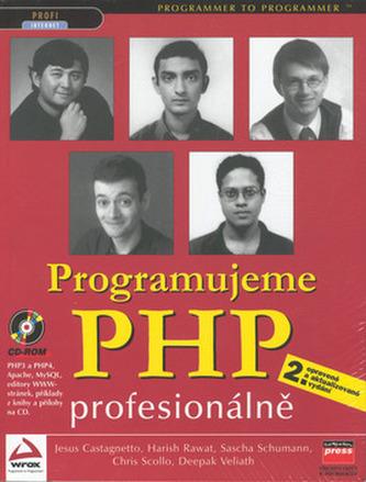 PHP Programujeme profesionálně