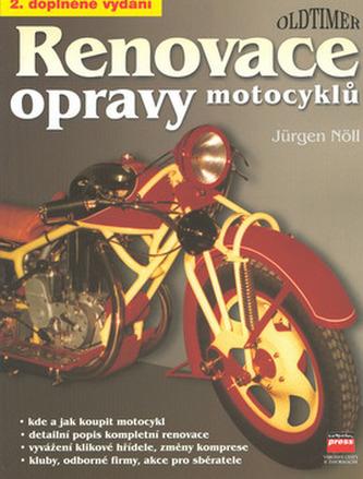Renovace, opravy motocyklů