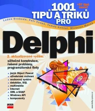 1001 tipů a triků pro Delphi