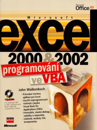 Microsoft Excel 2000 a 2002 Programování ve VBA
