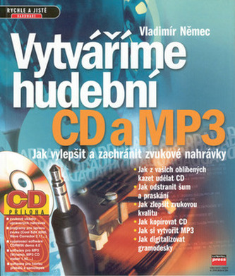Vytváříme hudební CD a MP3