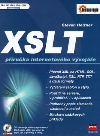 XSLT Příručka internetového vývojáře