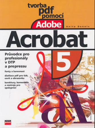 Tvorba PDF pomocí Adobe Acrobat