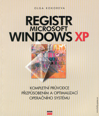 Registr Microsoft Windows XP
