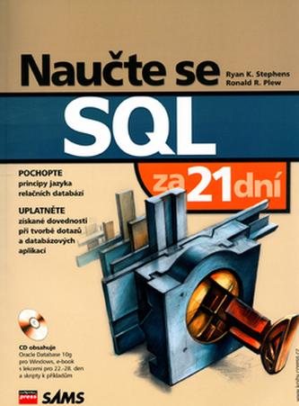 Naučte se SQL za 21 dní