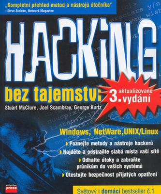 Hacking bez tajemství,