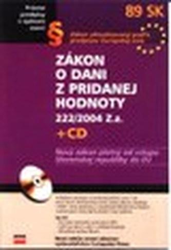 Zákon o dani z pridanej hodnoty 222/2004 Z.z.