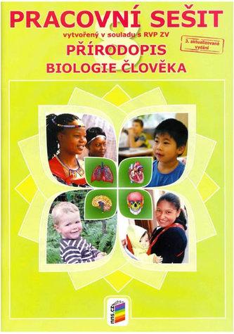 Přírodopis 8 - Biologie člověka - PS - neuveden
