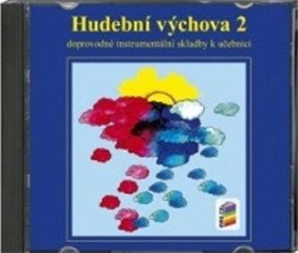 CD k učebnici Hudební výchova 2