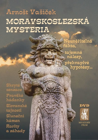 DVD Moravskoslezská mysteria