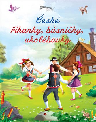 České říkanky, básničky, ukolébavky
