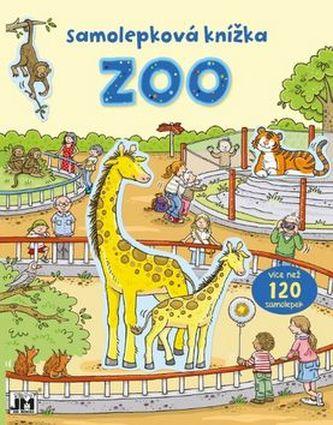 ZOO - Samolepková knížka - neuveden