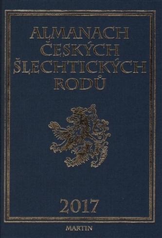 Almanach českých šlechtických rodů 2017