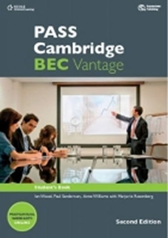 Pass Cambridge Bec Vantage Second Edition Student´s Book