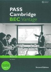 Pass Cambridge Bec Vantage Second Edition Workbook