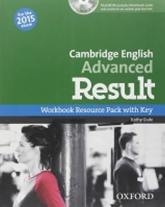 Cambridge English Advanced Result Workbook with Key and Audio CD - Gude Kathy
