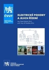 Elektrické pohony a jejich řízení, 3. přepracované vydání