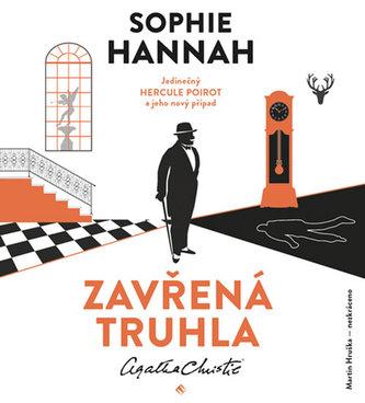 Poirot: Zavřená truhla - CDmp3 - Sophie Hannah