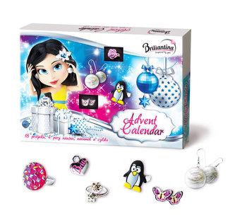Adventní kalendář Briliantina 2016 - neuveden