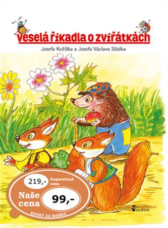 Veselá říkadla o zvířátkách - Josef Kožíšek
