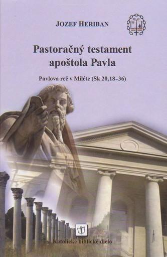 Pastoračný testament apoštola Pavla