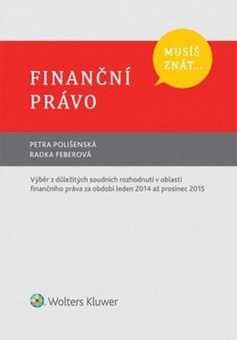 Musíš znát... Finanční právo