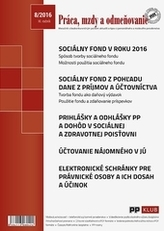Práca, mzdy a odmeňovanie 8-2016