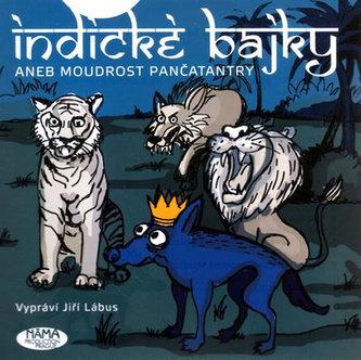 Indické bajky - CD