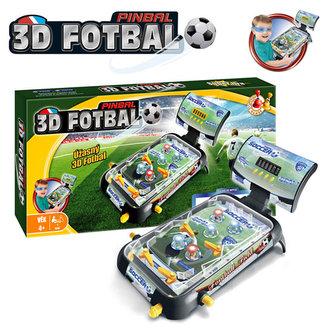 Pinbal 3D fotbal