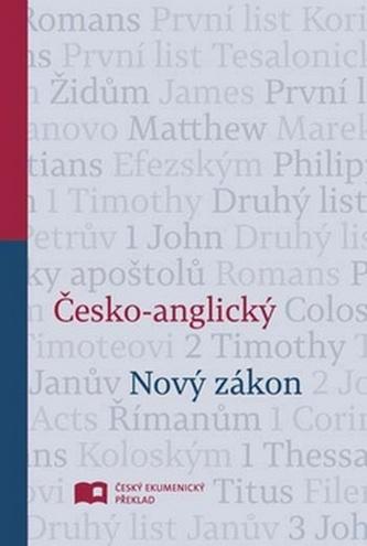Česko-anglický Nový zákon