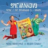 Piesne z DVD Spievankovo 5 + bonusy
