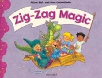 Zig-zag Magic Classbook - Blair, Ali, Cadwallader, Jane