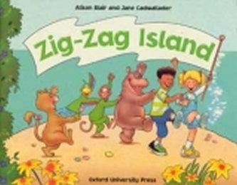 Zig-zag Island Classbook - Blair, Ali, Cadwallader, Jane