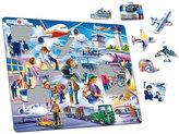 Puzzle MAXI - Letiště/42 dílků