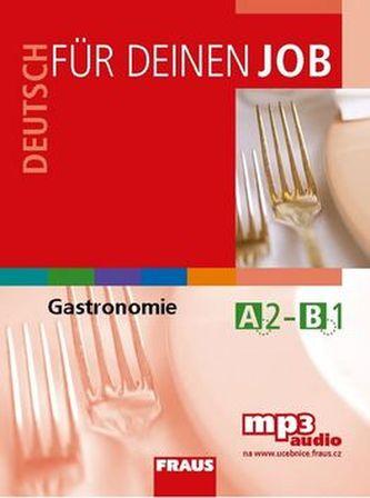 Deutsch für deinem Job Gastronomie učebnice + mp3