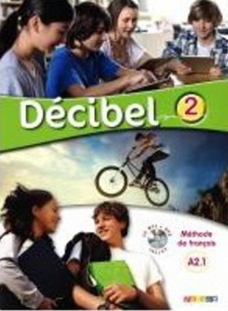 Décibel 2 A2.1 Učebnice
