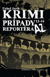 Krimi prípady reportéra AZ 13 - 16