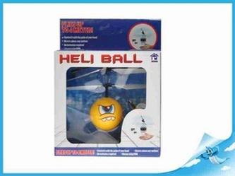 Helikoptéra míček Marv žlutý