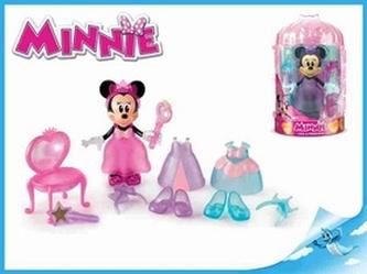 Minnie princezna figurka kloubová