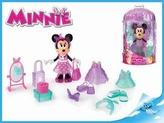 Minnie nakupující figurka kloubová